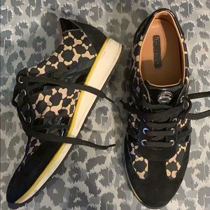 LONGCHAMP ANIMAL PRT SNEAKERS